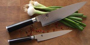 Image d'un couteau japonais gyuto