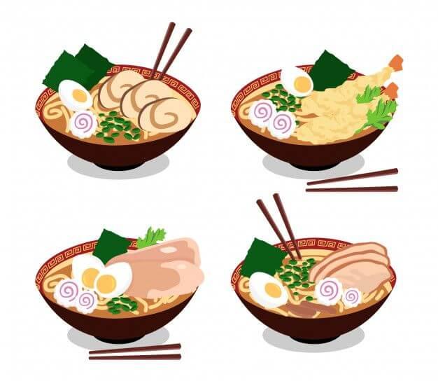 Les Ramen se trouvent sous diverses formes et variantes. Si vous aimez en manger, vous n'êtes pas près d'être à court de choix.