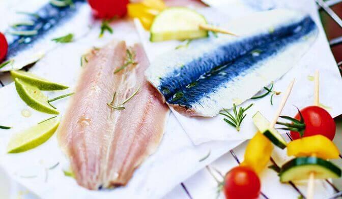 La sardine est aussi une très bonne base pour les california rolls
